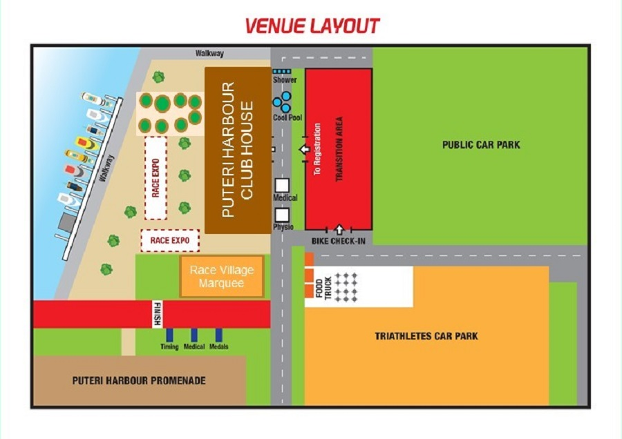 Venue Layout